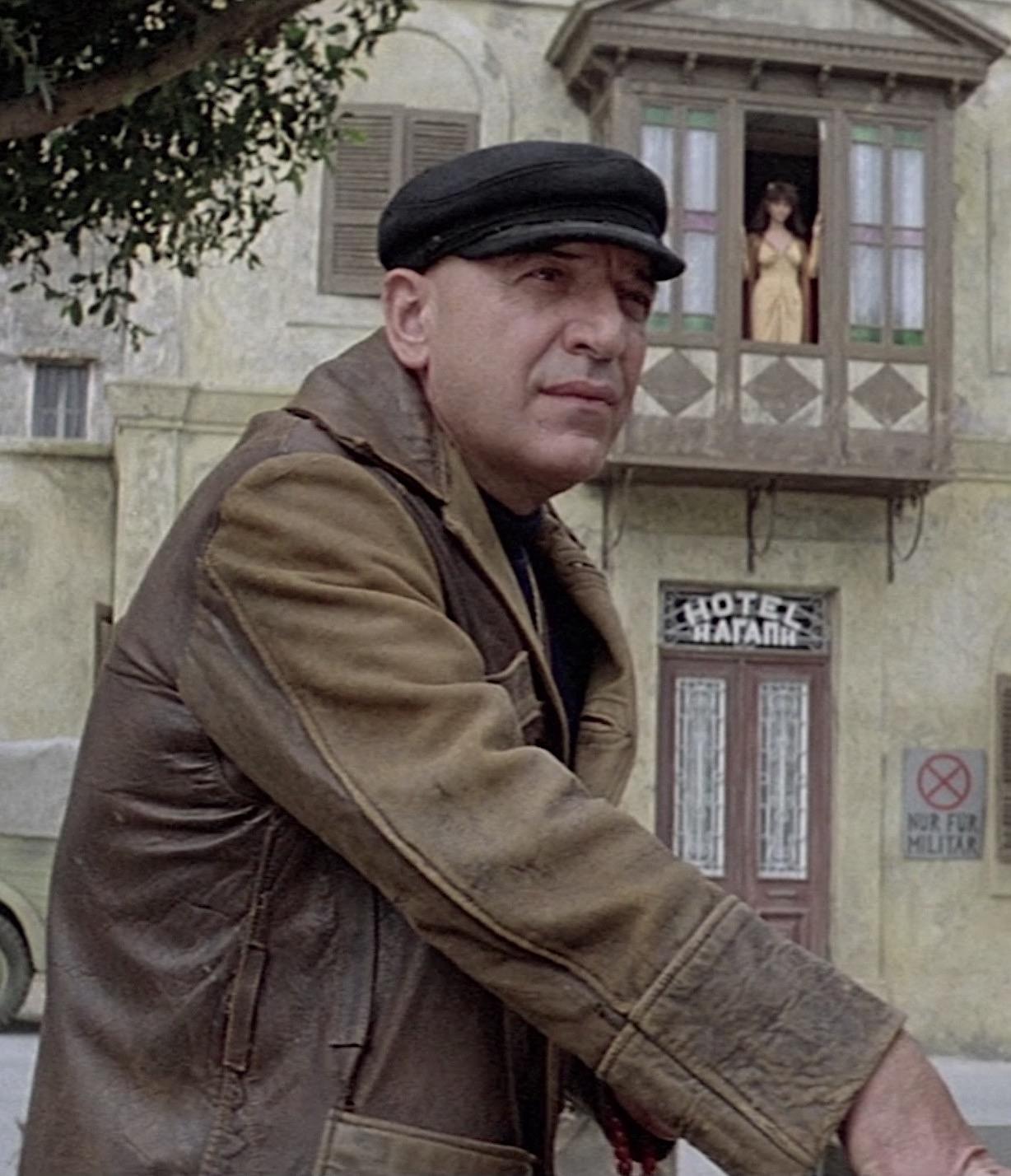 Telly Savalas in Escape to Athena (1979)