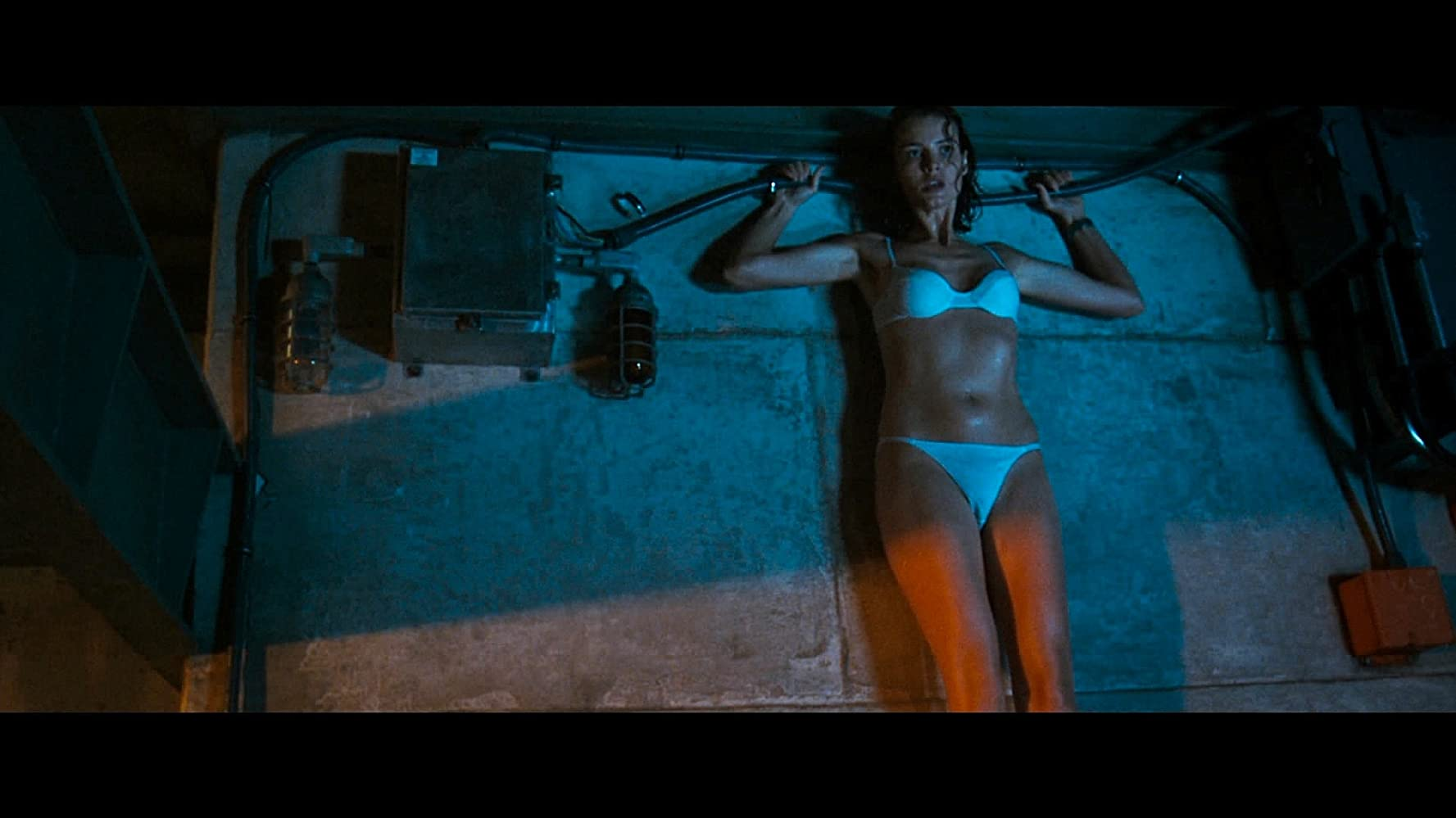 Saffron Burrows Bikini