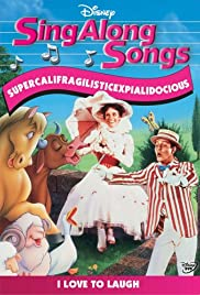 Disney Sing Along Songs: I Love to Laugh! Poster