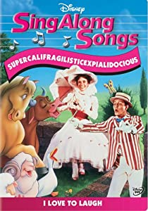 Sites for direct downloading movies Disney Sing-Along-Songs: Supercalifragilisticexpialidocious by [hddvd]