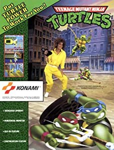 Teenage Mutant Ninja Turtles Japan
