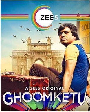 Ghoomketu 2020 Hindi 400MB HDRip ESub Download
