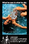 What the Peeper Saw (1972)