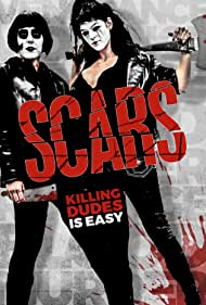 Neale Kimmel and Danielle Cole in Scars (2016)