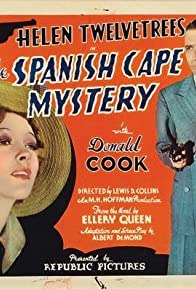 Primary photo for The Spanish Cape Mystery