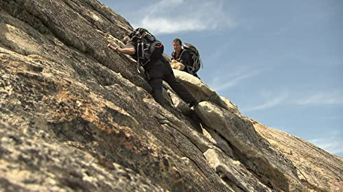 Running Wild With Bear Grylls: Climbing To The Top Of A Mountain