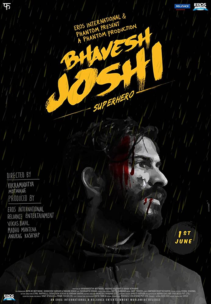 Bhavesh Joshi Superhero (2018) Hindi Pre-DVDRip 700MB 1CD x264