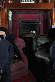 Mark Gatiss and Steven Moffat in Unlocking Sherlock (2014)
