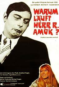 Kurt Raab and Lilith Ungerer in Warum läuft Herr R. Amok (1970)