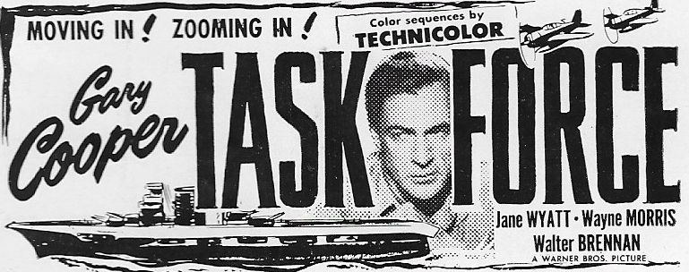 Gary Cooper in Task Force (1949)