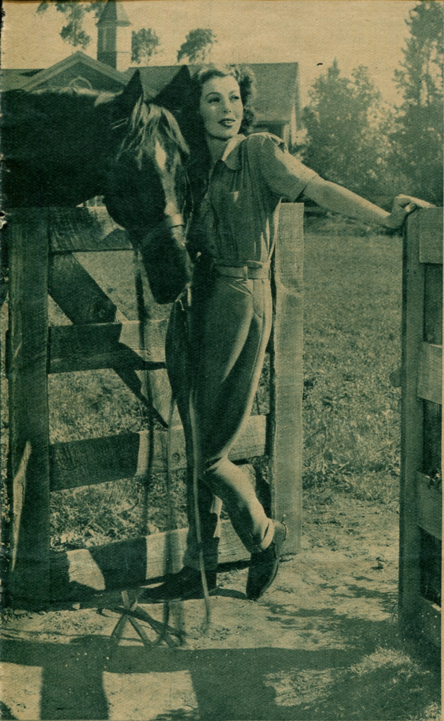 Loretta Young in Kentucky (1938)