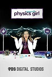 Physics Girl Poster
