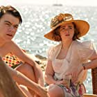Milo Parker and Daisy Waterstone in The Durrells (2016)