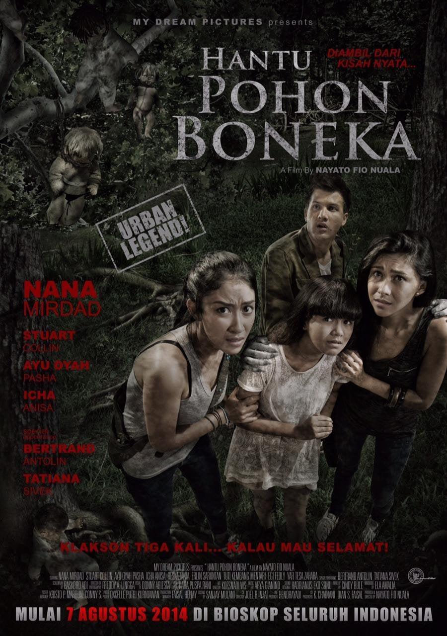 Hantu Pohon Boneka (2014)