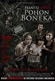 Hantu Pohon Boneka Poster