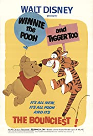Winnie the Pooh and Tigger Too (1974) Poster - Movie Forum, Cast, Reviews