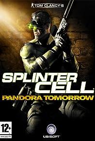 Primary photo for Splinter Cell: Pandora Tomorrow