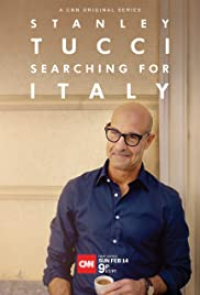 Stanley Tucci: Searching for Italy Poster