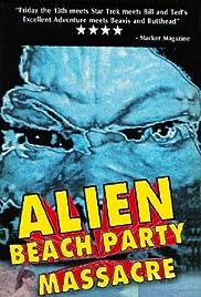 Alien Beach Party Massacre (1996) starring John Eineigl on DVD on DVD