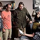 Adán Aliaga, Pere Pueyo, David Valero, Vasileios Papatheocharis, and Miguel Garví in Fishbone (2018)