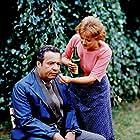 Zdena Hadrbolcová and Vladimír Mensík in Létající Cestmír (1983)