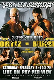 UFC 51: Super Saturday Poster