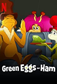 "Image result for ""green eggs and ham"" netflix"