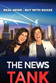 The News Tank Poster