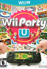Wii Party U Poster