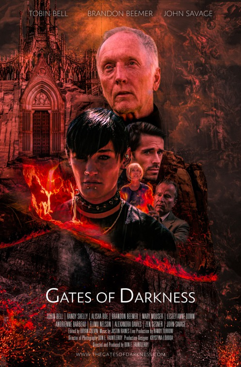 Gates of Darkness (2019) Hindi Unofficial 720p HDRip Esubs DL