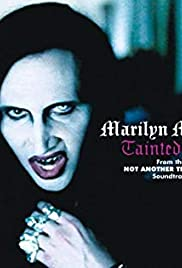 Marilyn Manson: Tainted Love Poster