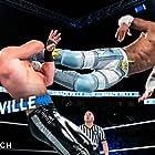 Nic Nemeth and Kofi Kingston in WWE Smackville (2019)