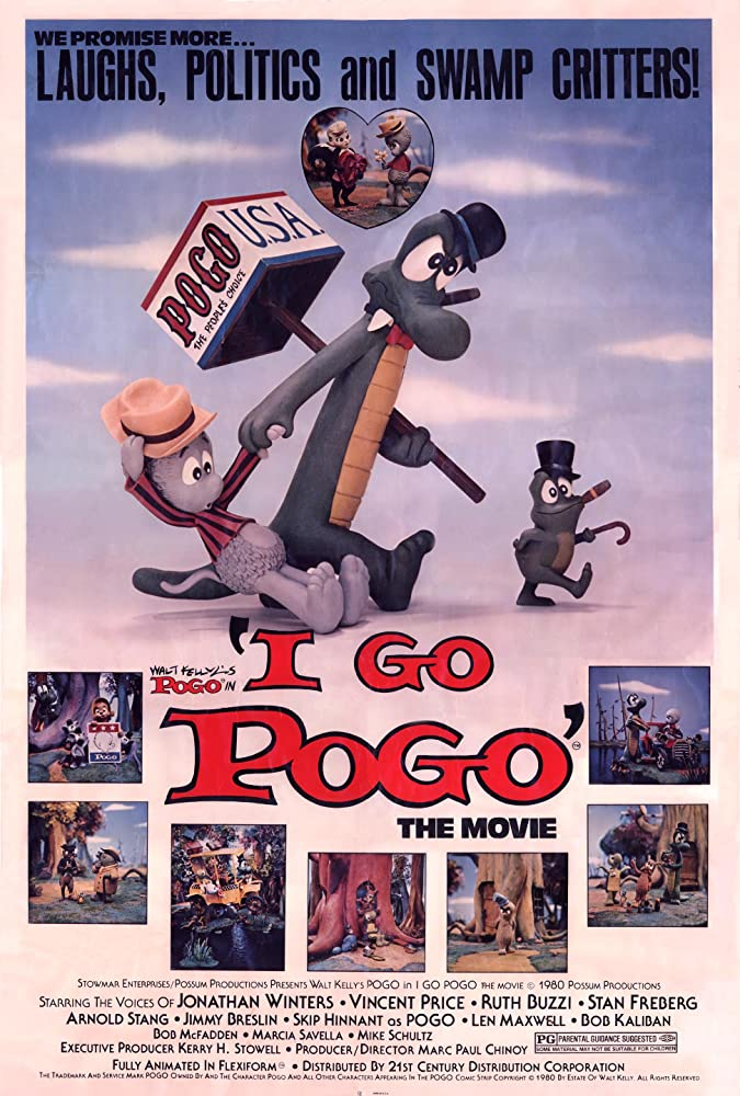 I Go Pogo (1980)