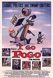 I Go Pogo Poster
