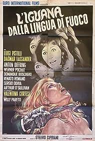 L'iguana dalla lingua di fuoco (1971) Poster - Movie Forum, Cast, Reviews