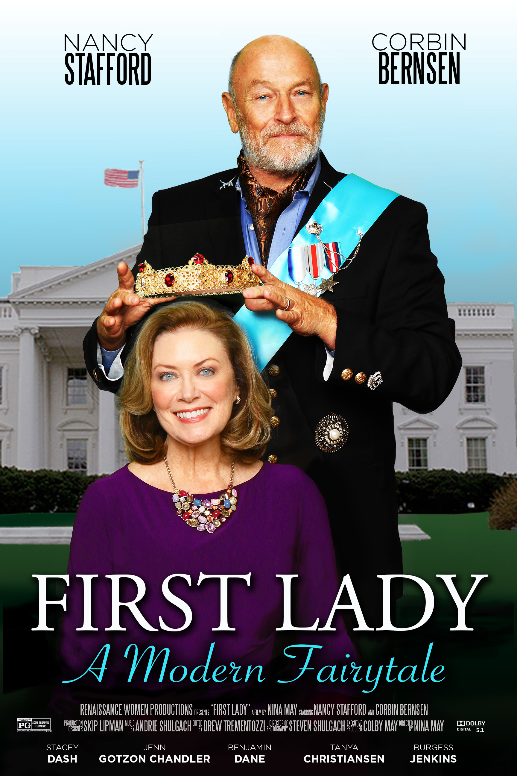Download First Lady (2020) WebRip 720p Full Movie [In English] With Hindi Subtitles Full Movie Online On 1xcinema.com