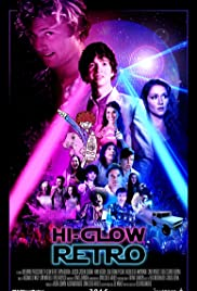 Hi-Glow Retro Poster