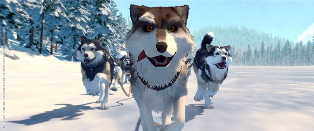 دانلود انیمیشن White Fang 2018