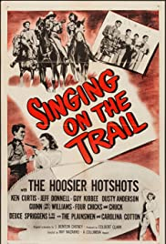 Singing on the Trail Poster