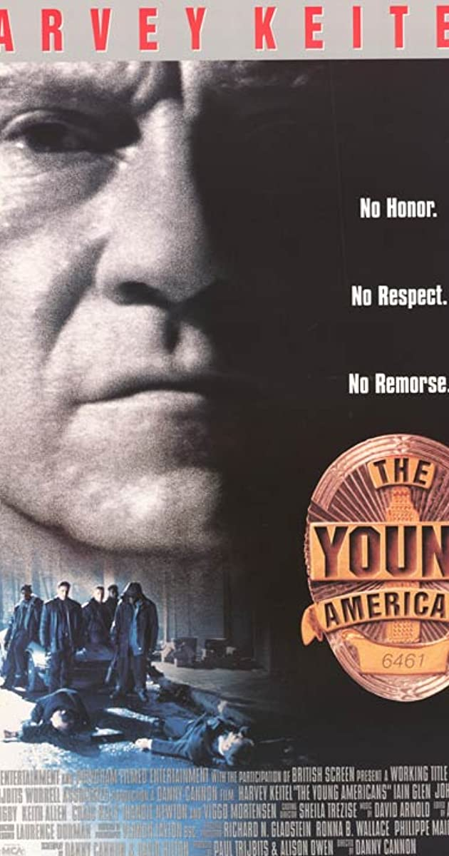 Subtitle of The Young Americans