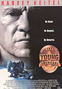 Movies xvid download The Young Americans [BluRay]