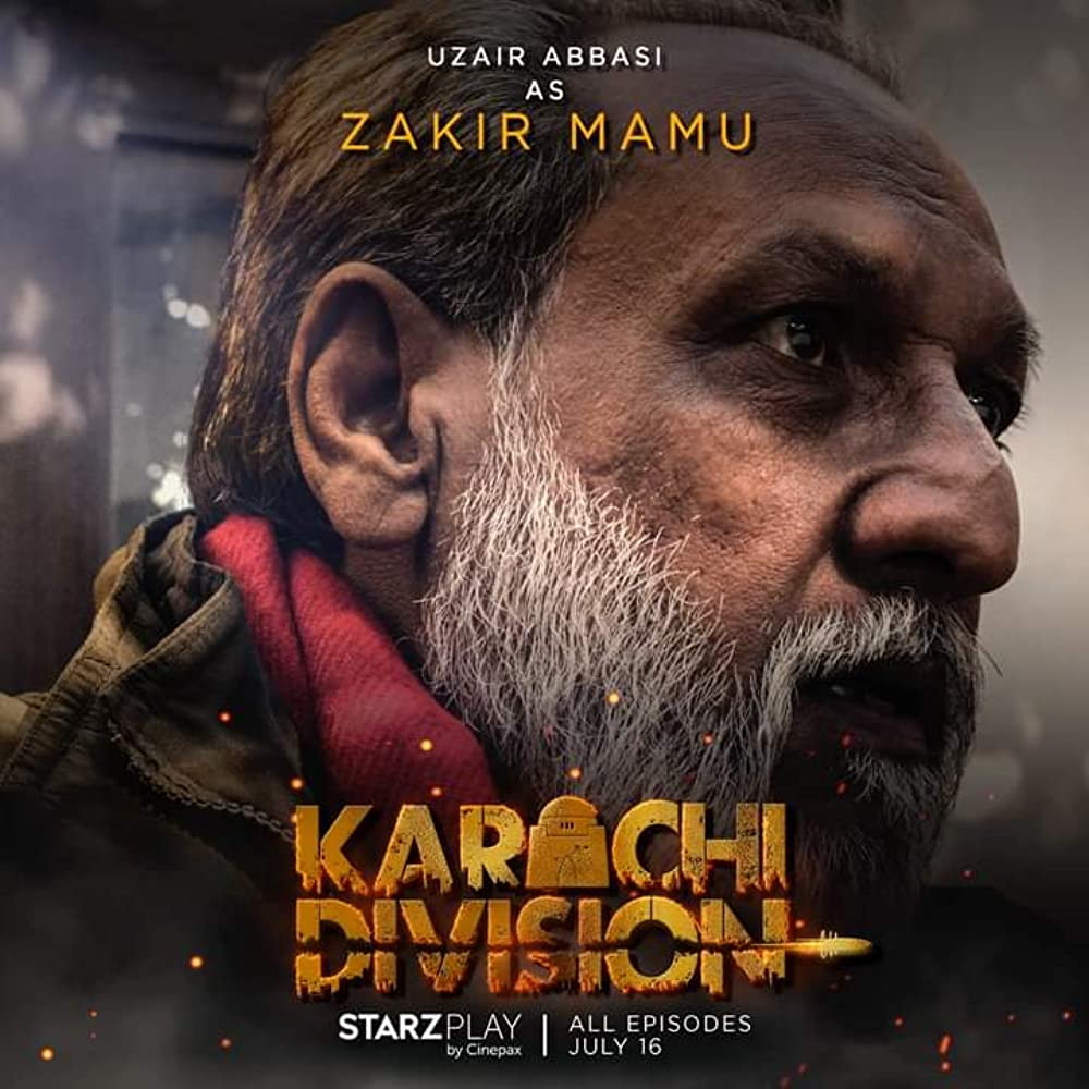 Karachi Division (2021) Pakistani Season 1 Complete Series