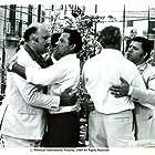 Lee J. Cobb, Vincenzo Falanga, Giuseppe Lauricella, and Nehemiah Persoff in Il giorno della civetta (1968)