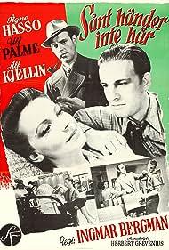 Sånt händer inte här (1950)