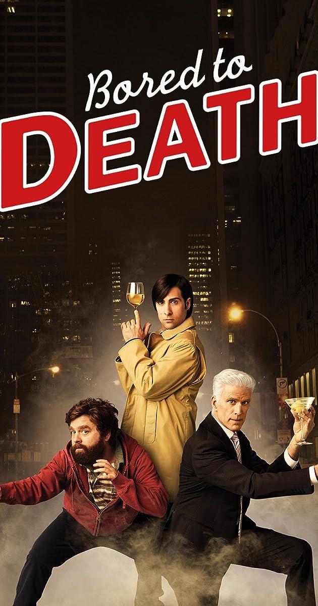 Bored to Death (TV Series 2009–2011) - IMDb