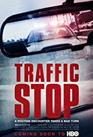 Traffic Stop Poster
