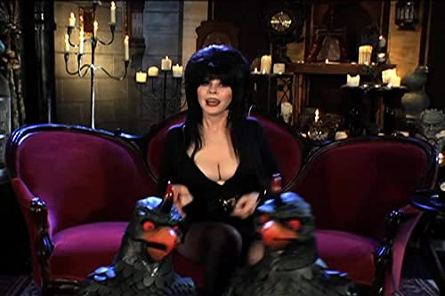 Elvira's Movie Macabre: Monster From A Prehistoric Planet