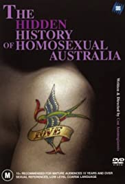 The Hidden History of Homosexual Australia Poster