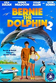 Kevin Sorbo, Patrick Muldoon, Logan Allen, and Lola Sultan in Bernie the Dolphin 2 (2019)
