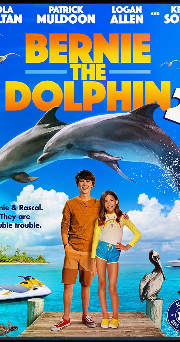 Subtitle of Bernie the Dolphin 2